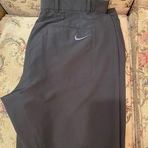 Men's Golf Nike shorts size 38 gray